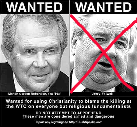 Religious Bigots - Jerry Fallwell