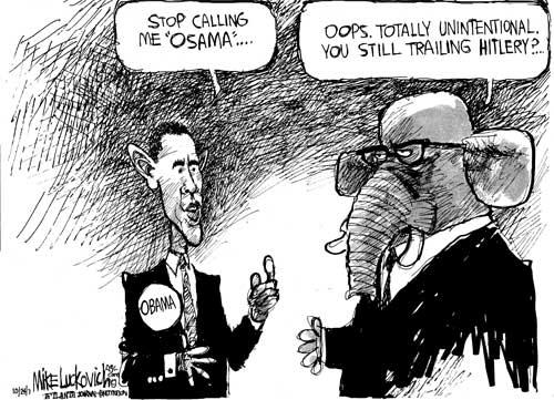 obama osama. Stop calling me Osama.