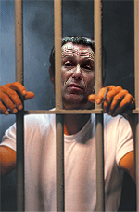 Scooter Libby is a jailbird